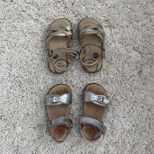 Stride rite baby sandals size 6